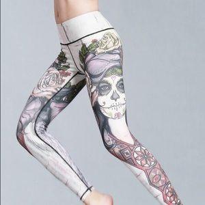 Pants - White Goddess Yoga pant NWT